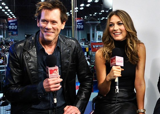 'The Following' Interview