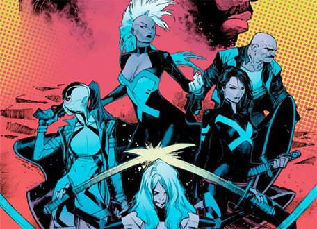 Visit L.A. In Uncanny X-Force