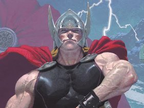 'Thor: God of Thunder'