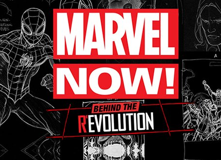 Marvel NOW!: Behind The ReEvolution