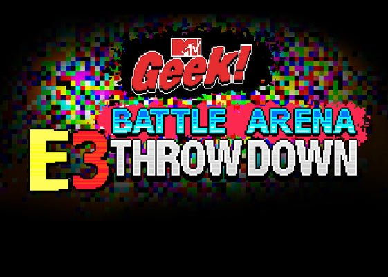 Battle Arena E3 Throwdown - First Attack!