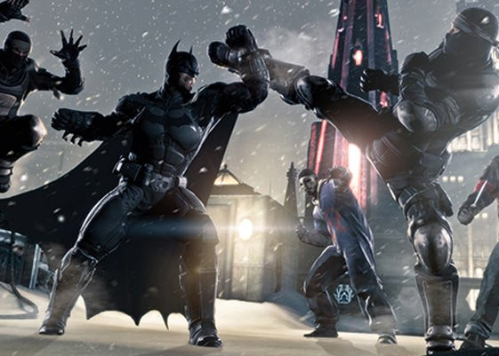 'Arkham Origins' Trailer