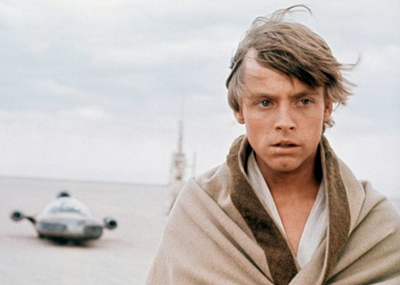 Wanna Get In Luke Skywalker's Pants?