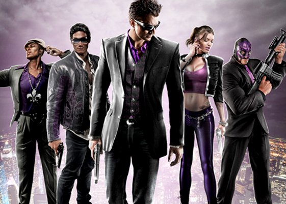 Free Saints Row: The Third