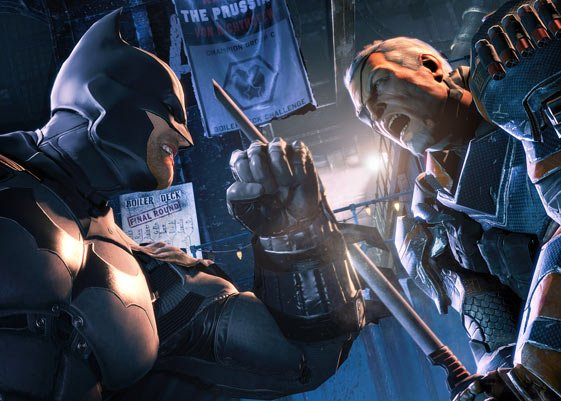 'Batman: Arkham Origins' Preview