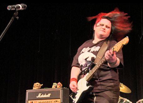 Punk Rocker: Savannah