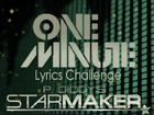 One Minute Lyrics Challenge