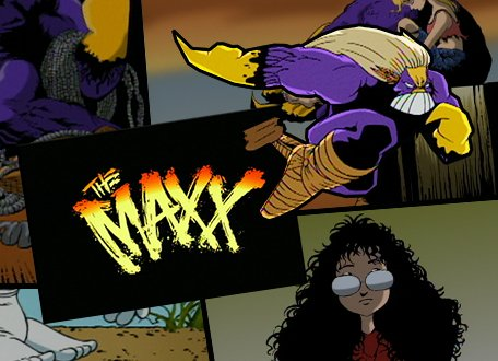 The Maxx: 20 Year Anniversary