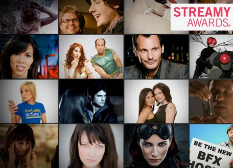 We're Nominated for 6 Streamy's!