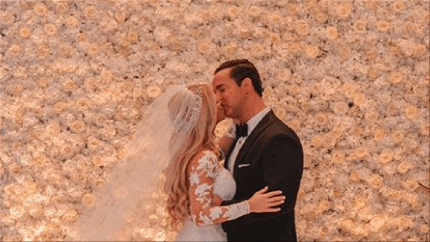 pics See Photos of Mike The Situation Sorrentino and Lauren Pesces Jerzday Wedding