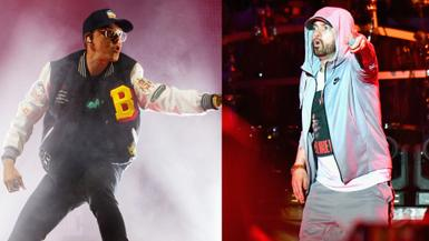 Logic And Eminem Try To Out-Rap Each Other On Category 5 Storm 'Homicide'