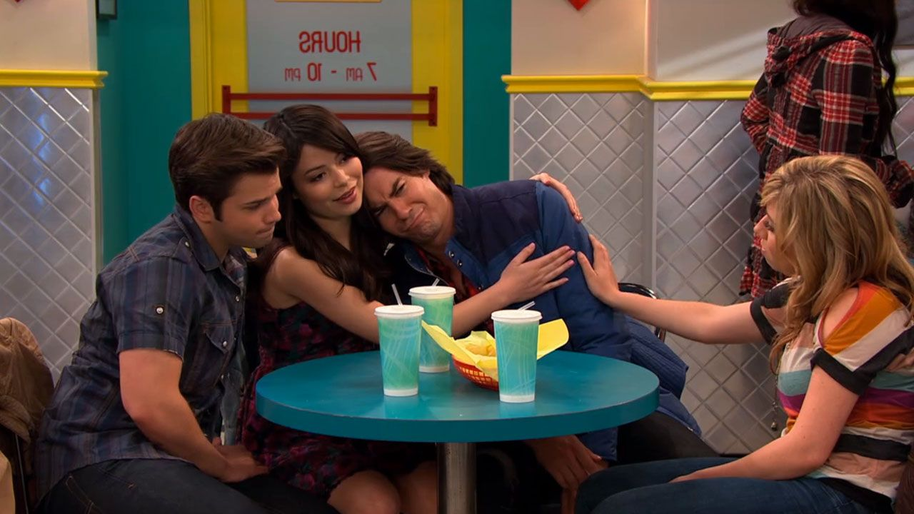 Icarly becomes a tv show episode / Academy award dvd screeners