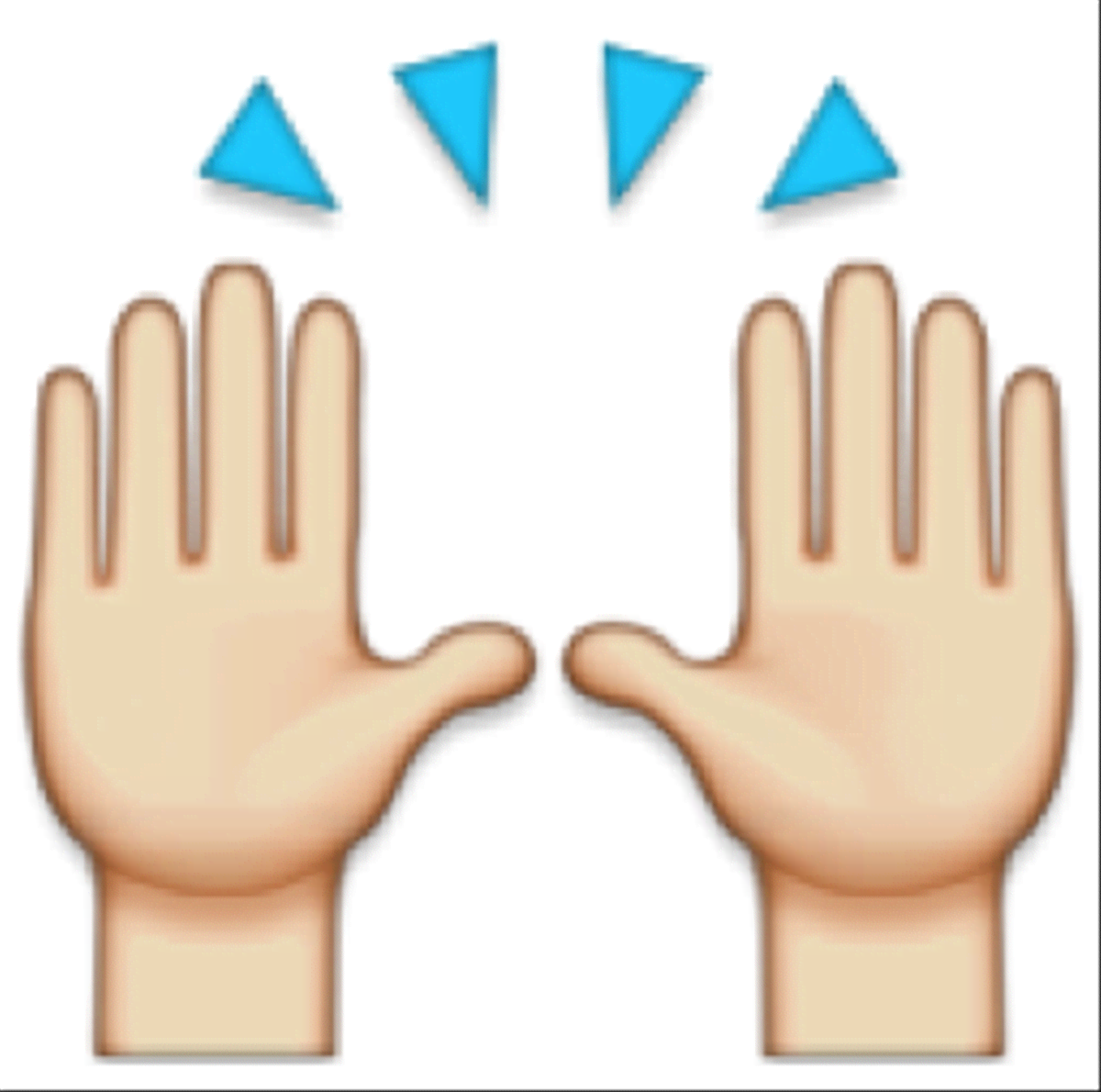 Hand Emoji Pictures to Pin on Pinterest - ThePinsta