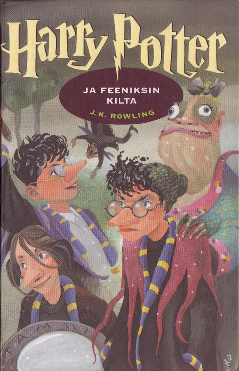 Harry Potter Book Cover Around The World : The craziest harry potter book covers from around
