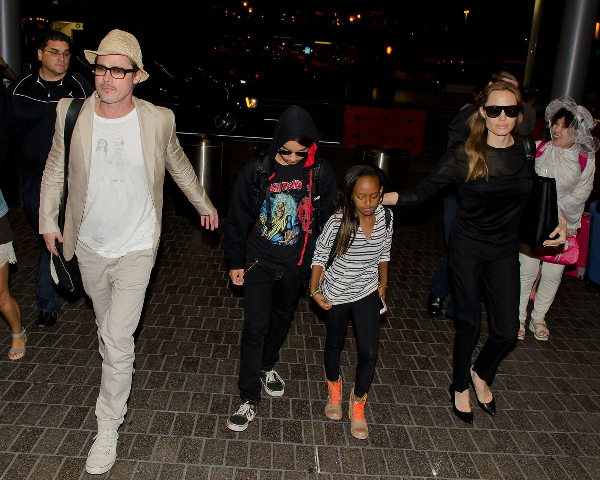 Celebrity Sightings In Los Angeles - June 06, 2014