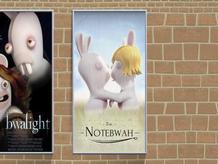 "Rabbids Invasion: ""Fake Movie, Real Bwah"""