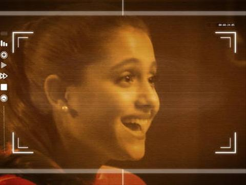 Ariana Grande Screentest
