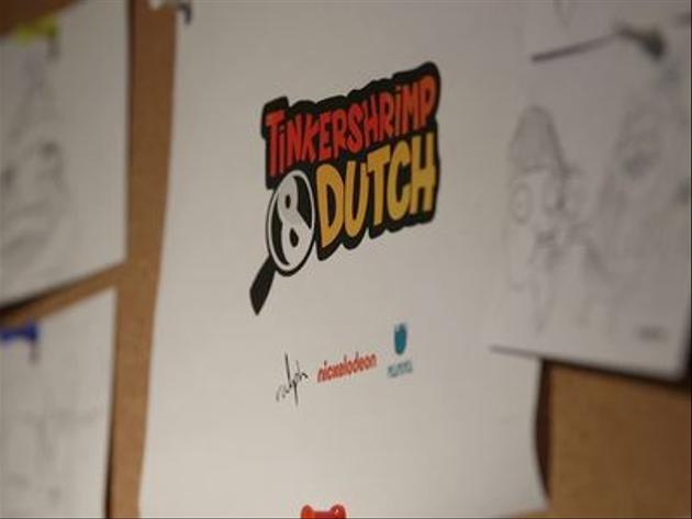 The Making Of Tinkershrimp & Dutch