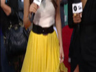 Red Carpet Report: Victoria Justice