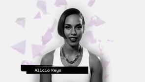 MTV Buzz - Entrevista con Alicia Keys