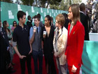 Red Carpet Report: 'The Inbetweeners' Cast Interview