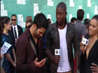 Red Carpet Report: Tyler Hoechlin & Sinqua Walls