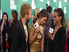 Red Carpet Report: Nikki Reed and Paul MacDonald
