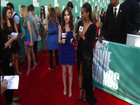 Red Carpet Report: Erin From Big Time Rush