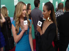 Red Carpet Report: Greer Grammer