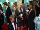 Red Carpet Report: Julianne Hough