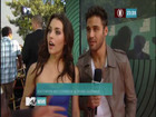 Sway Interviews Kathryn McCormick And Ryan Guzman