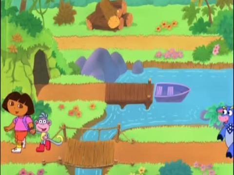 """Dora la exploradora: """"Capítulo entero"""""""