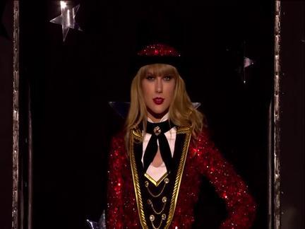 Easy: Taylor Swift dominierte die EMAs 2012