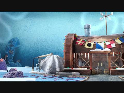 "Bob Esponja: ""Una navidad Esponjosa"""