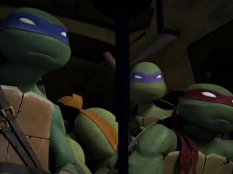 Regresso a Nova Iorque: Maratona Tartarugas Ninja!