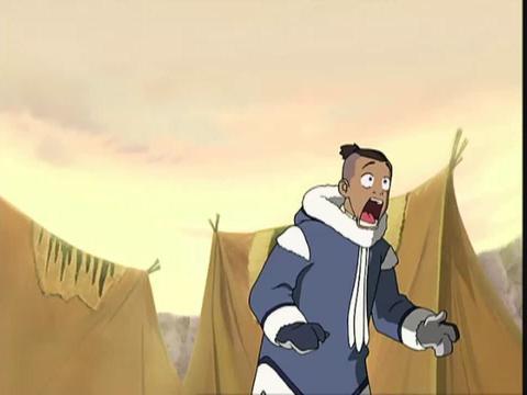 Avatar, ¡Un maestro del aire!