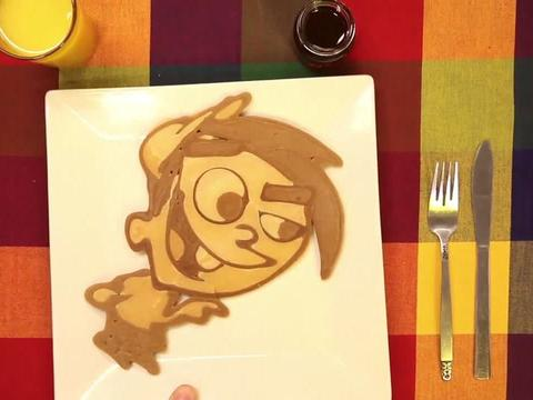 Il pancake di Timmy Turner