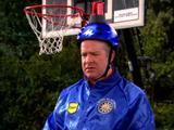 ¡Hank, el capitán de los pateadores!