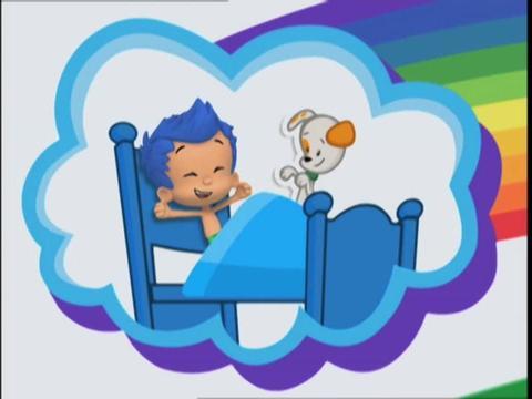 Las mascotas de los Bubble Guppies