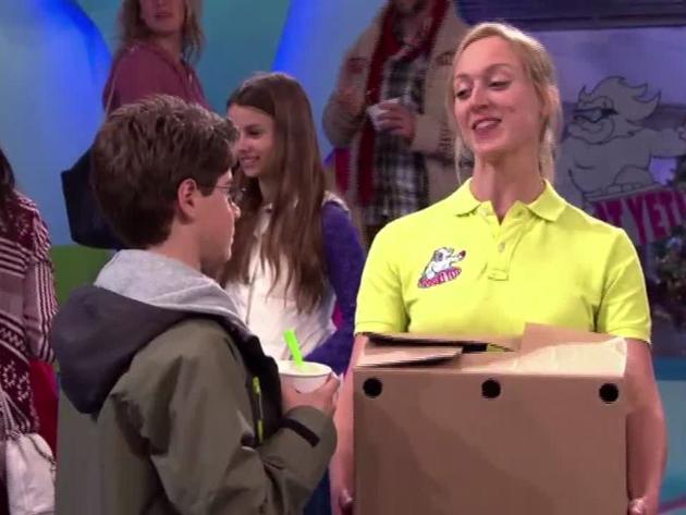 ¡Una caja con sorpresa!