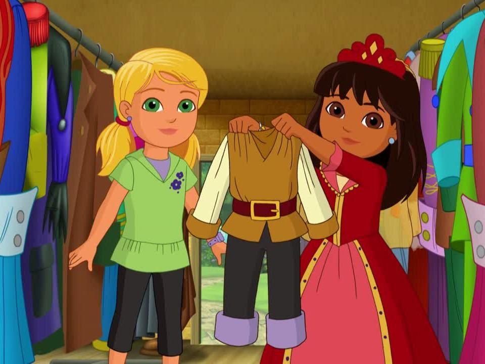Dora y Sus Amigos Episodios | Series Dora y Sus Amigos Online ...