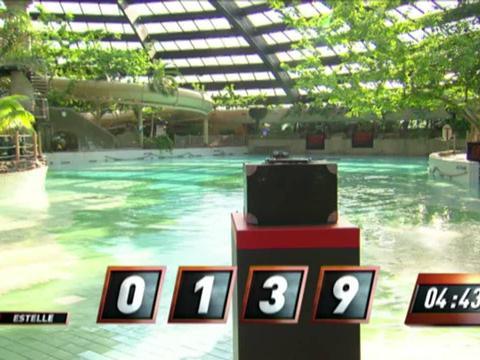 L'épreuve de la piscine