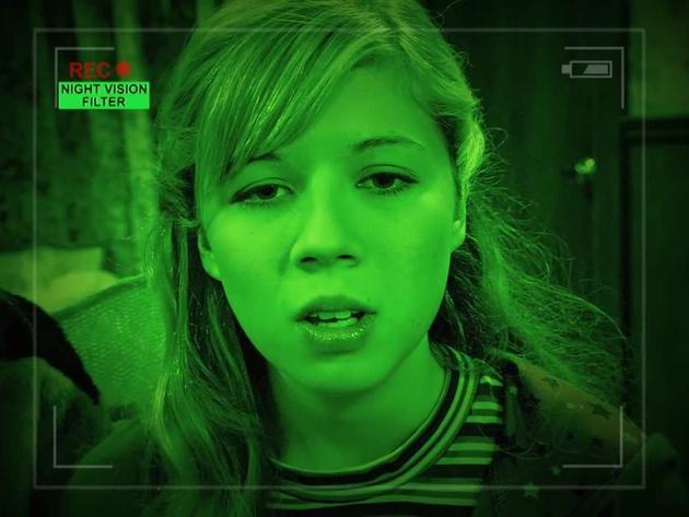 iCarly: Grita en Halloween
