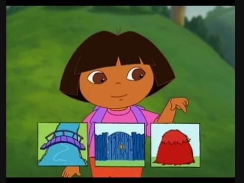 Kaşif Dora Büyük Kırmızı Tavuk Kısa 1