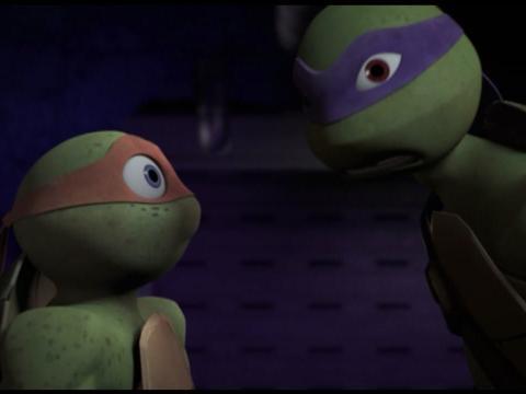 La migraine de Donatello