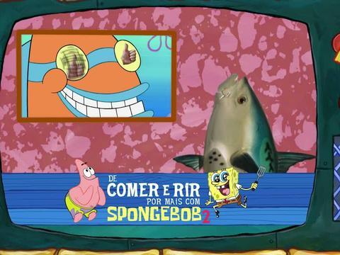 De Comer e Rir Por Mais Com SpongeBob 2