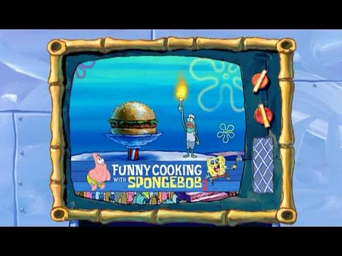 Funny Cooking with SpongeBob - Coming Soon