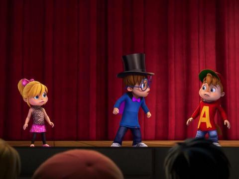 Duelo entre Alvin y Simon