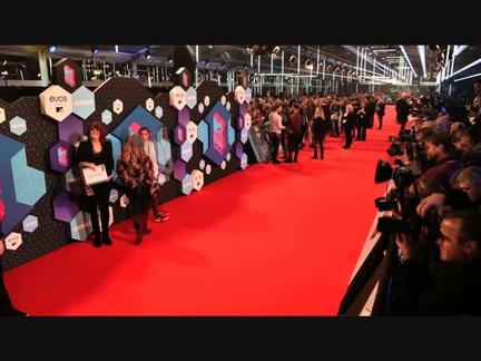 Watch the EMA 2016 Red Carpet Come to Life