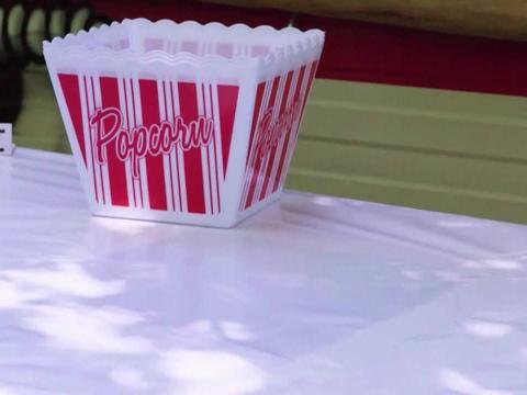 Palomitas gratis
